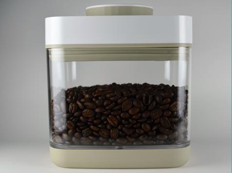 セビアでのコーヒー豆の保存